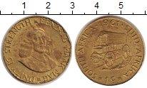 Изображение Монеты ЮАР 1 цент 1961  VF