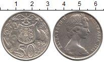 Изображение Монеты Австралия Австралия 1966 Серебро XF