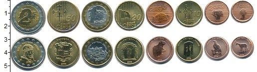 Изображение Наборы монет Андорра Андорра 2003 2006