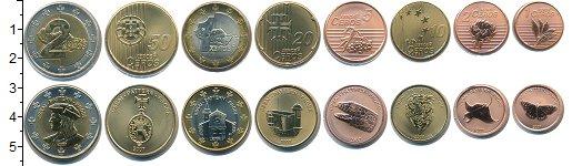 Изображение Наборы монет Мадейра Мадейра 2007 2007  UNC