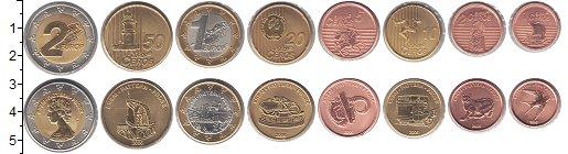 Изображение Наборы монет Остров Мэн Остров Мэн 2006 2006  UNC