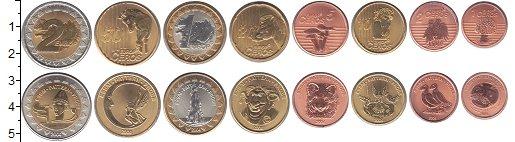Изображение Наборы монет Исландия Исландия 2004 2004