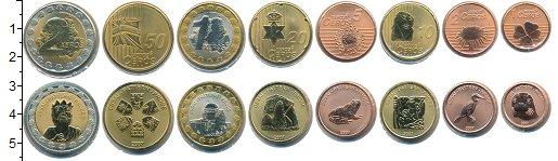 Изображение Наборы монет Северная Ирландия Северная Ирландия 2007 2007  UNC
