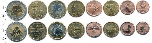 Изображение Наборы монет Ватикан Ватикан 2006 2006  UNC В наборе 8 монет ном