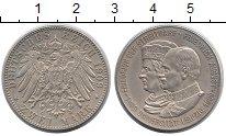 Изображение Монеты Саксония 2 марки 1909 Серебро XF