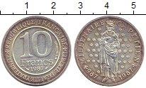 Изображение Монеты Франция 10 франков 1987 Серебро Proof-