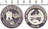 Изображение Монеты Лаос 15000 кип 2006 Серебро Proof-