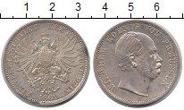 Изображение Монеты Пруссия 1 талер 1869 Серебро UNC-