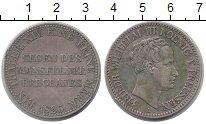 Изображение Монеты Пруссия 1 талер 1826 Серебро XF