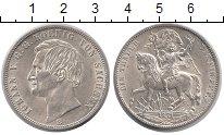 Изображение Монеты Саксония 1 талер 1848 Серебро UNC-