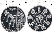 Изображение Монеты Мексика 5 песо 2008 Серебро Proof