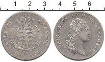 Изображение Монеты Саксония 2/3 талера 1817 Серебро XF