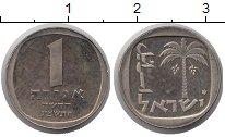 Изображение Монеты Израиль 1 агор 1983 Медно-никель UNC-