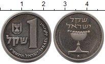 Изображение Монеты Израиль 1 шекель 1983 Медно-никель UNC-