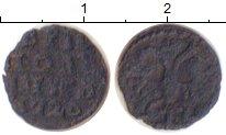 Изображение Монеты Россия 1689 – 1725 Петр I 1 полушка 1720 Медь VF