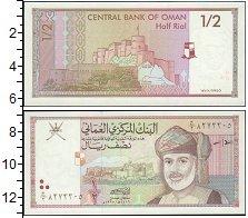 Изображение Боны Оман 1/2 риала 0  XF