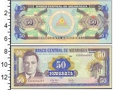 Изображение Боны Никарагуа 50 кордоба 0  XF