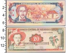 Изображение Боны Никарагуа 20 кордоба 0  XF