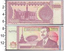 Изображение Банкноты Ирак 10000 динар 2002  XF