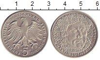 Изображение Монеты ФРГ 5 марок 1989 Медно-никель XF