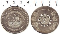 Изображение Монеты Либерия 5 долларов 2003 Медно-никель UNC