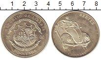 Изображение Монеты Либерия 5 долларов 2000 Медно-никель XF