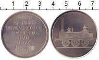 Изображение Монеты ГДР жетон 1990 Медно-никель XF