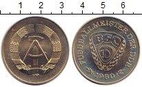 Изображение Монеты ГДР жетон 1980 Медно-никель XF