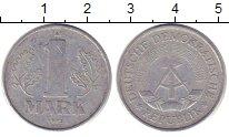 Изображение Дешевые монеты ГДР 1 марка 1973 Алюминий XF-