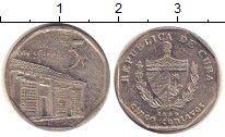 Изображение Барахолка Куба 5 сентаво 1999 Медно-никель XF-