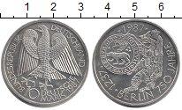 Изображение Монеты ФРГ ФРГ 1987 Серебро UNC-