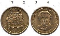 Изображение Монеты Ямайка 1 доллар 1993 Медно-никель UNC