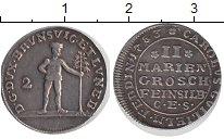 Изображение Монеты Брауншвайг-Люнебург 2 марьенгрош 1783 Серебро XF