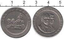 Изображение Монеты Испания 200 песет 1990 Медно-никель UNC-