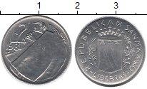 Изображение Монеты Сан-Марино 2 лиры 1981 Алюминий UNC-