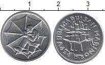 Изображение Монеты Сан-Марино 1 лира 1978 Алюминий UNC-
