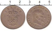 Изображение Барахолка Конго 1 конго 1969 Медно-никель XF