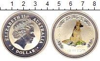 Изображение Монеты Австралия 1 доллар 2006 Серебро