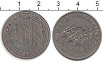 Изображение Монеты Камерун 100 франков 1971 Медно-никель XF
