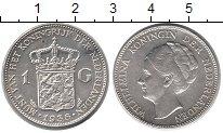Изображение Монеты Нидерланды Нидерланды 1938 Серебро XF