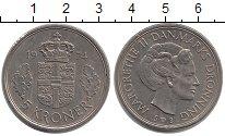 Изображение Монеты Дания 5 крон 1974 Медно-никель XF
