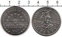 Изображение Монеты США 1/2 доллара 1989 Медно-никель UNC-