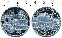 Изображение Монеты Австрия 100 шиллингов 1995 Серебро Proof