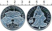 Изображение Монеты Австрия 100 шиллингов 1993 Серебро Proof
