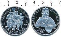 Изображение Монеты Австрия 100 шиллингов 1996 Серебро Proof
