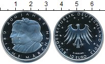 Изображение Монеты ФРГ 10 евро 2012 Серебро Proof