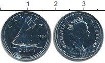 Изображение Монеты Канада 10 центов 1994 Медно-никель UNC