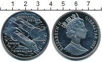 Изображение Монеты Гибралтар 28 экю 1993 Медно-никель Proof