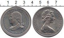 Изображение Монеты Остров Мэн 1 крона 1976 Медно-никель UNC-