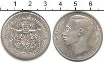 Изображение Монеты Люксембург 100 франков 1964 Серебро UNC